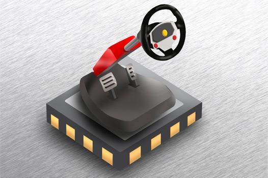 TMR Angular Sensor