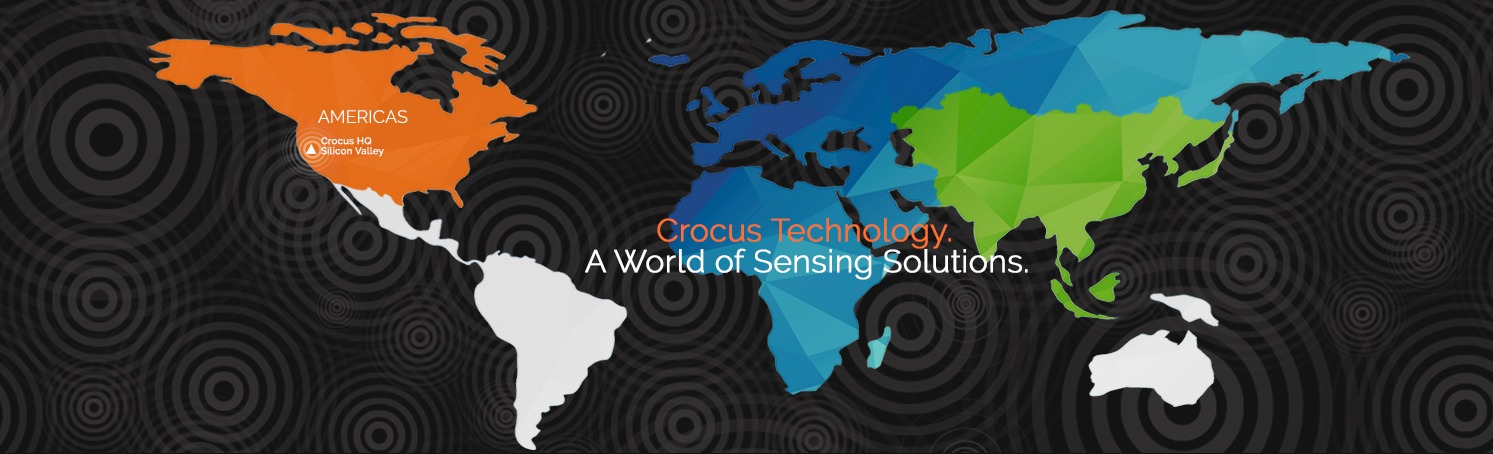 Crocus Technology. A World of Sensing Solutions